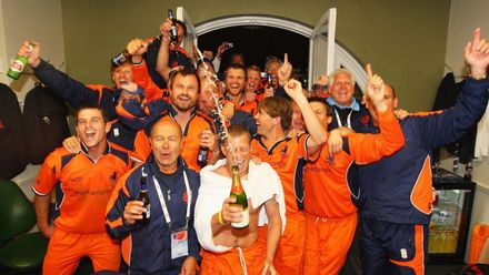 Postpe Greatest Moments: Netherlands defeat England in biggest T20 World Cup upset