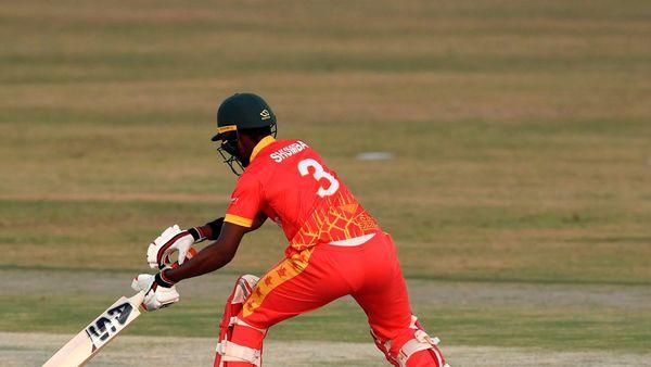Sensational Shumba helps Zimbabwe to series victory