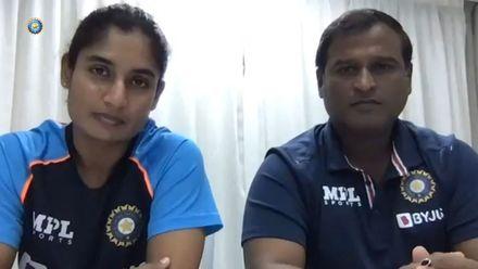 Powar and Raj preview India's tour of Australia