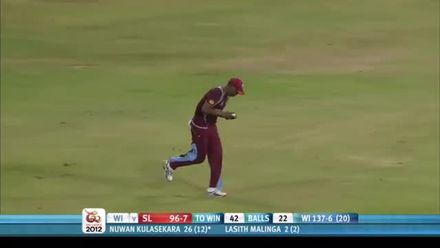 Postpe Greatest Moments: Narine's 3/9 helps West Indies win maiden T20 title