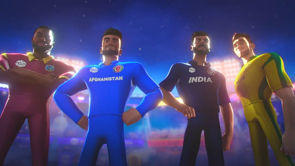 Live the Game – Men's T20 World Cup 2021 anthem launched