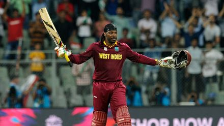 postpe Greatest Moments : Chris Gayle smashes the fastest T20WC ton (2016)