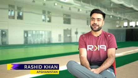 Rashid Khan's surprise at T20I Player of the Decade honour
