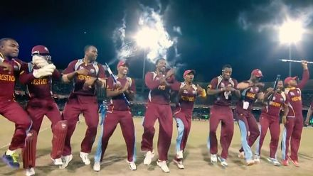 'It was destined for us': Pollard on West Indies' 2012 T20 World Cup win
