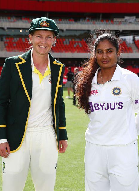Meg Lanning, Mithali Raj