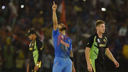 'Mastery of batting': Maxwell breaks down a Kohli special