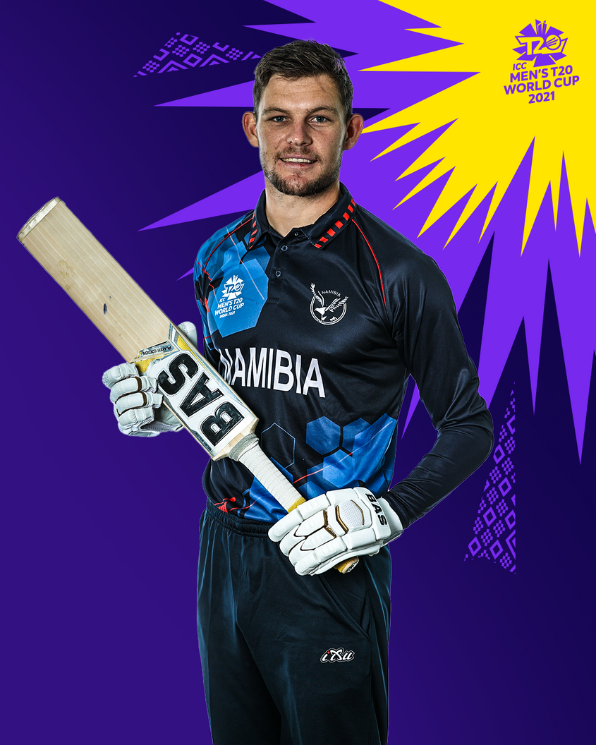 Namibia's T20 World Cup jersey