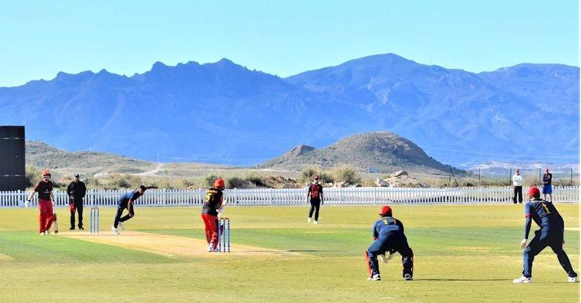 Desert Springs Cricket Ground