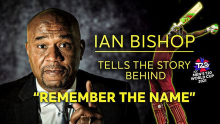 Ian Bishop reveals the story behind 'Remember the Name'