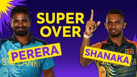 Dasun Shanaka and Kusal Perera: Super Over | T20 World Cup