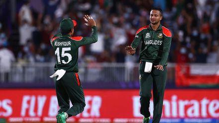 Shakib Al Hasan becomes leading wicket-taker in men's T20Is