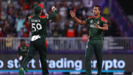 Saifuddin strikes early with brilliant yorker
