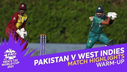 Match Highlights: Pakistan v West Indies