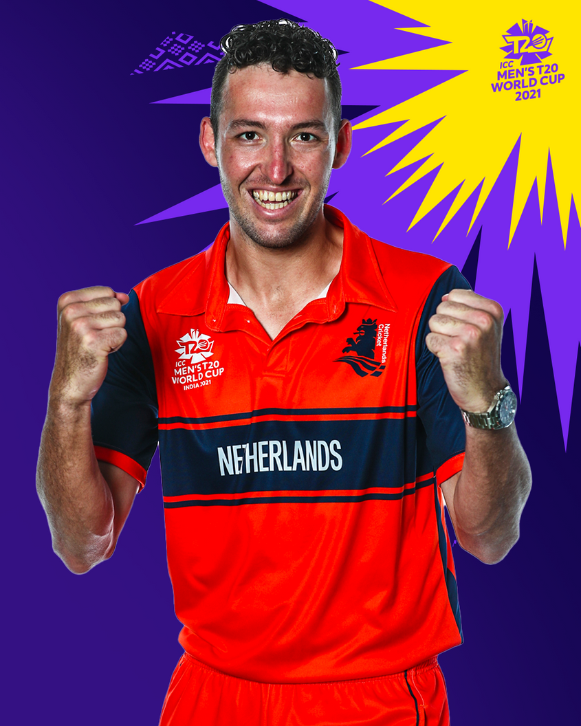 Netherlands' T20 World Cup jersey