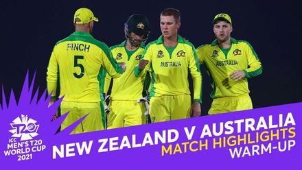 Match Highlights: New Zealand v Australia