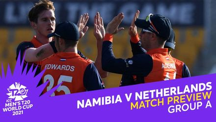 M7: Namibia v Netherlands | Match Preview | T20 World Cup