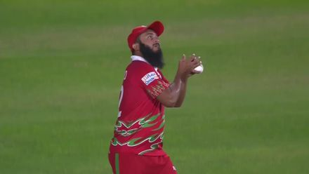 BANvOMN: Rahman caught off final ball