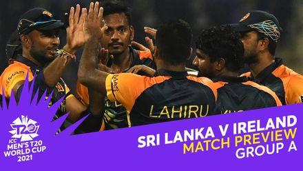 M8: Sri Lanka v Ireland | Match Preview | T20 World Cup