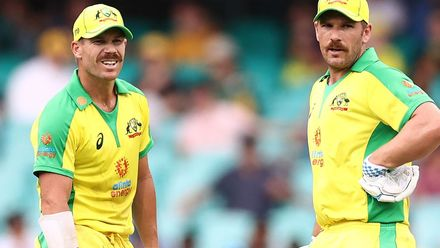 Aaron Finch backing David Warner to fire | T20 World Cup