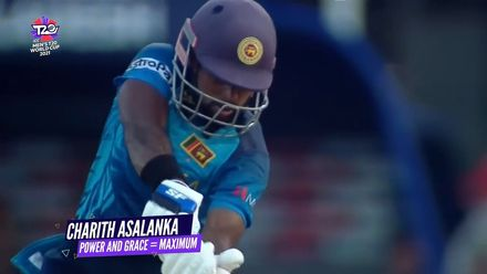Nissan POTD: Charith Asalanka's stunning six