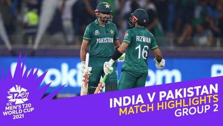Match Highlights: India v Pakistan