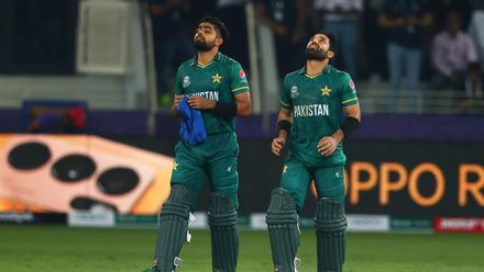 That winning moment for Pakistan