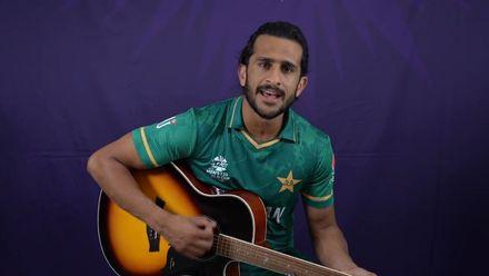 Pakistan star Hasan Ali belts out 'Dil Dil Pakistan' | T20 World Cup