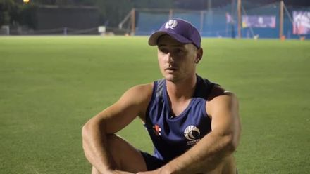 Chris Greaves on Scotland's Super 12 challenge | T20 World Cup
