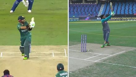 Mohammad Rizwan envisages his fifty against India | T20 World Cup