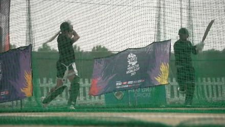 South Africa hit the nets ahead of West Indies clash | T20 World Cup