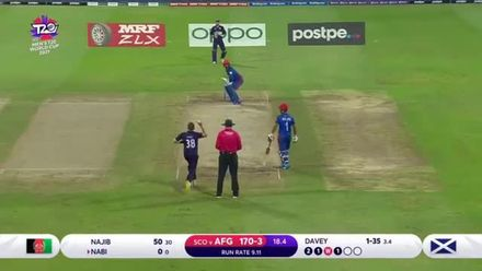 The Batting Highlights from Day 8 | Oppo