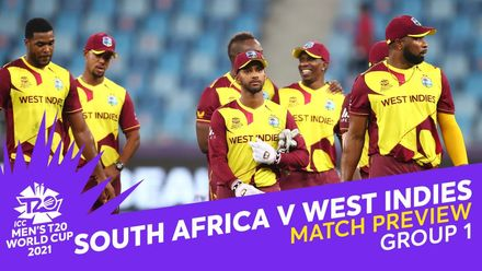 M18: West Indies v South Africa | Match Preview | T20 World Cup