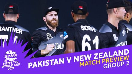 M19: Pakistan v New Zealand | Match Preview | T20 World Cup