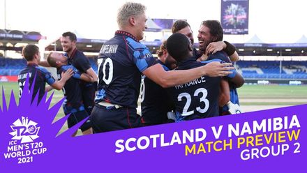 M21: Scotland v Namibia | Match Preview | T20 World Cup