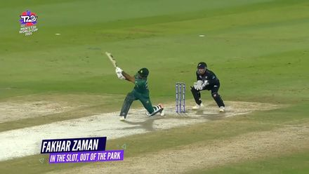 Nissan POTD: Fakhar Zaman hits one out of the park