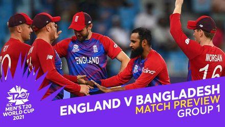 M20: England v Bangladesh | Match Preview | T20 World Cup