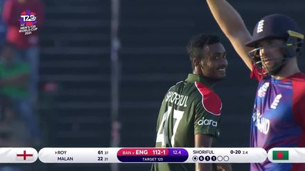The Best Wickets from Day 11 | Booking.com