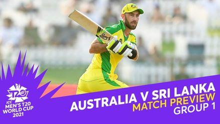 M22: Australia v Sri Lanka | Match Preview | T20 World Cup