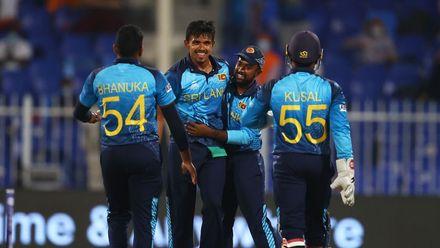 The best of Maheesh Theekshana so far | T20 World Cup
