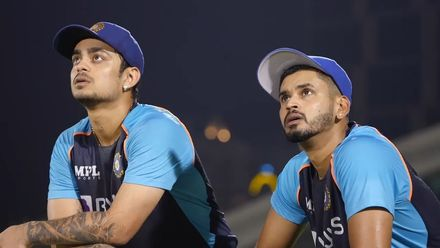 Kishan and Iyer left in awe of Kohli's brilliance | T20 World Cup
