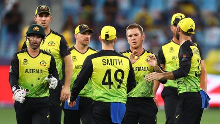 A desperately needed wicket for Australia